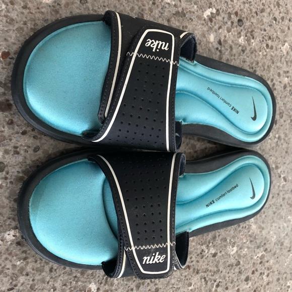 Nike Shoes - Women's NIKE cushioned slide sandals